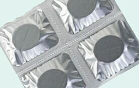 Strip Foil   The PHARMACEUTICAL STRIP FOIL is used to pack pharmaceutical products like tablets, pills, capsules, effervescent tablets and powders which are sensitive to moisture, oxygen and light. The laminate is also used to pack medical  - by Green Pack Foils Pvt Ltd , Ahmedabad