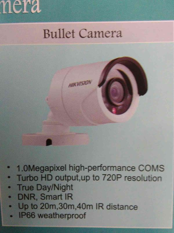 Bullet camerae - by Magnums Group , Pune