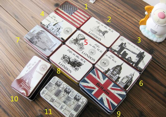 Beautiful Multipurpose Tin Boxes in European Designs. Available at PCN HOUSEHOLD Store in Delhi. For Wholesale only.  - by Welcome To PCN Household Products, Delhi