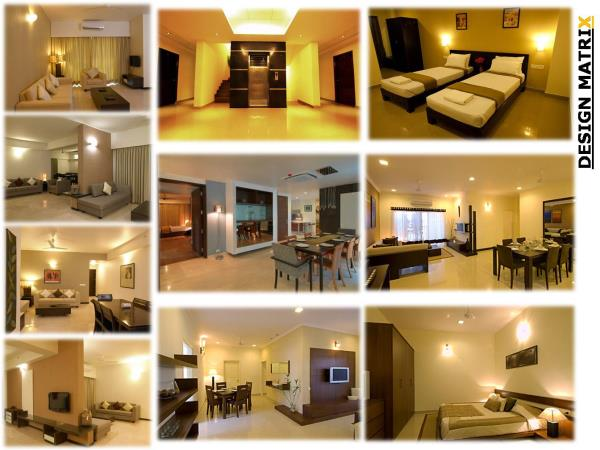 Interior designs for Residential and apartments at Dollars colony      - by Design Matrix, Bengaluru