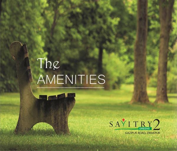 2/3 BHK LUXURY APARTMENT SAVITRY GREENS 2  - by N.K Sharma Group Of Companies, Zirakpur