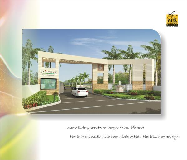 Flats in Zirakpur & Chandigarh   2/3 BHK Apartments for Sale - by N.K Sharma Group Of Companies, Zirakpur