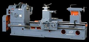 Heavy Duty Lathe Machine Manufacturers in Rajkot - by Raman Machine Tools, Rajkot