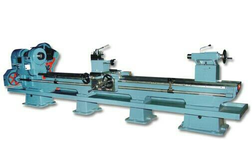Extra Large Heavy Duty Lathe Machine Manufacturers and Suppliers in Rajkot-Gujarat - by Raman Machine Tools, Rajkot