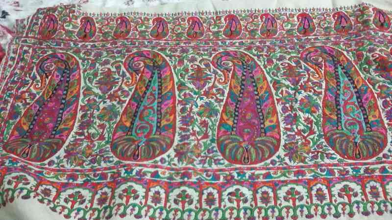 antique jamawar shawls - by Antique Jamawar Shawl, Okhla Delhi