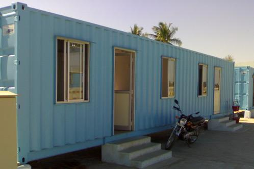 "Established at Auto Nagar, Visakhapatnam, A.P, India, we CM CABINS, are one of the leading manufacturers of a wide range of ""Portable Prefabricated Structures"".  - by CM Cabins 