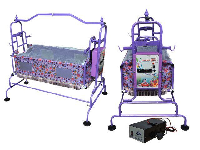 Cosmo Engineering is Manufacturing Baby Cradles in Rajkot Gujarat. Cosmo Engineering has Wide range of Baby Cradles. and we used latest technology in Baby Cradles like Automatic Baby Cradles.  for More Details Contact Mr. Rohit