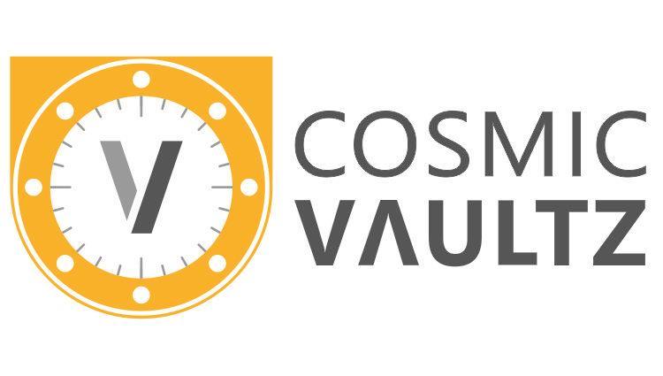 CosmicVaultz has got its new Identity. - by Cosmic Vaultz, Barwani