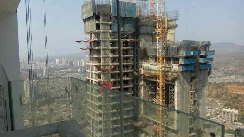 construction - by OM GDESIGNS, Mumbai