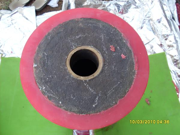PU COATED ROLLER - by M. S. ENGINEERS, Ahmedabad