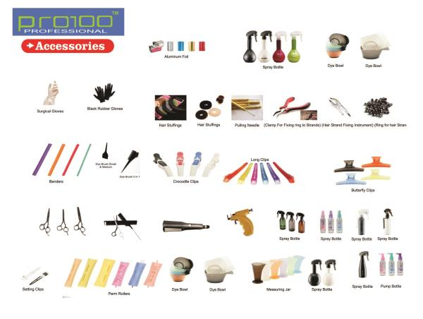 Contact us for a wide range of HAIR ACCESSORIES FOR SALON IN KOLKATA. We are a bulk SUPPLIER OF SALON AND HAIR ACCESSORIES IN KOLKATA. - by Tridip Enterprise, Kolkata