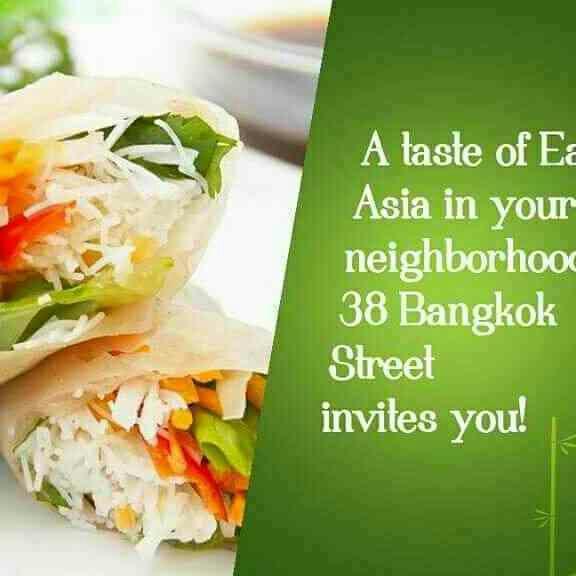 try new Asian food in vadodara - by 38 Bangkok Street - pure Veg Restaurant, Vadodara