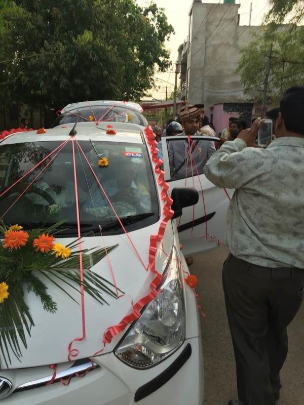 Car rental services for marriage in jaipur available at affordable cost . Just make a call and get a beneficial quotation. Best car rental services in jaipur     - by My Car Rental Services, Jaipur