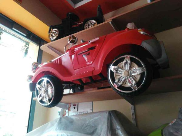suppliers of battery operated kids cars - by shri shakti ams techonologies, bangalore