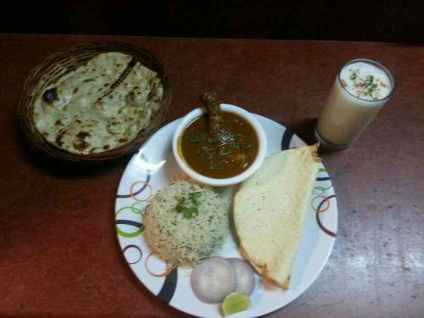 Combo meal 130 - by Angaraindiancuisine, Vadodara