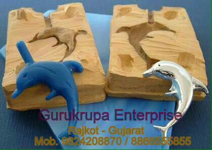 We are manufacturers and suppliers of wax molding machine in Rajkot , Gujarat , India.Available in all sizes and quantity - by gurukrupa enterprise rajkot, Rajkot