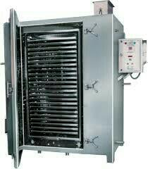 We are the leading manufacturer of Tray Dryer in Ahmedabad... - by Ambesh Fabricators, Ahmedabad