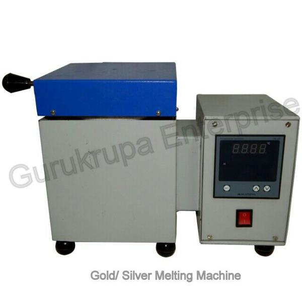 We are manufacturers and suppliers of gold melting machine that is mainly use in Melting Gold. - by gurukrupa enterprise rajkot, Rajkot
