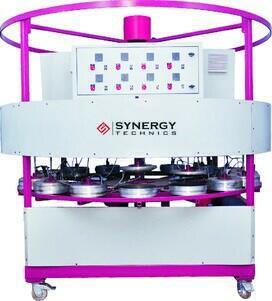 khakhramaking making machine  - by Synergy Technics , Ahmedabad
