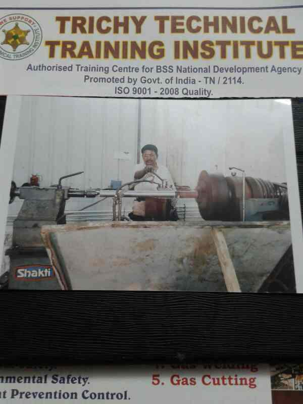 we are the best  Fabricated Traning institute in Trichy  - by Trichy Technical Training Institute, trichy
