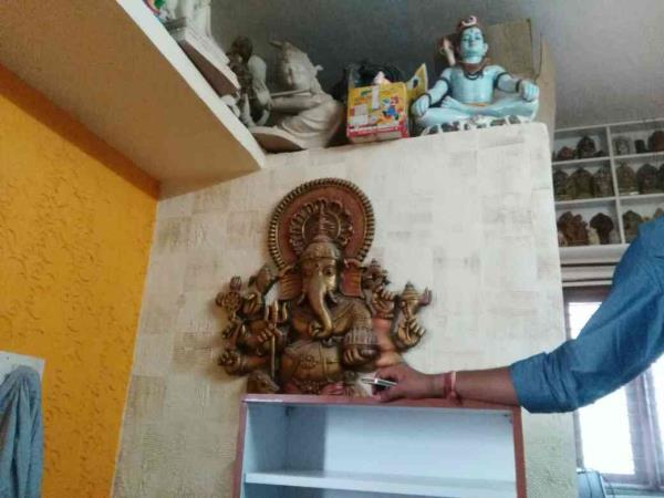 name boards in vidyarantapura - by ever exotic , bangalore