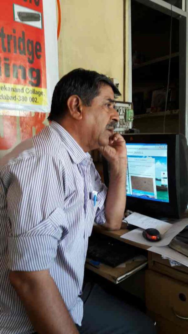 Meet mr Prem Vacchani owner of Tanishak travels - by TANISHAK TRAVELS, Ahmedabad