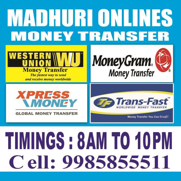 NEW BUSINESS PARTNERS  - by MADHURI ONLINES, NARASARAOPET