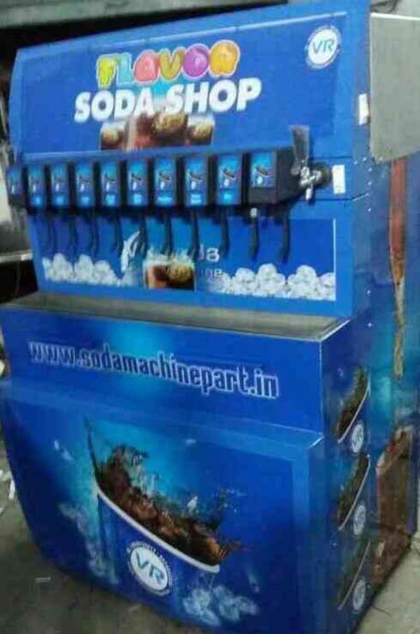 we are manufacturers of World Soda Machine, Soda Machine In Nepal, Soda Machine In Bangladesh, Soda Shop Machine, Soda Shop, Best Soda Shop In World, Soda Shop In World, World Beverages - by VR SOda Machine, Ahmedabad