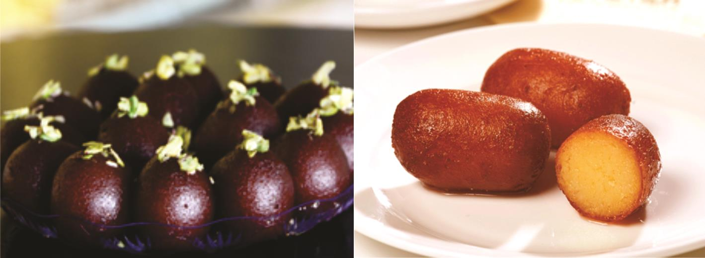 Enjoy your all time favourite sweet served right at your doorstep.Pack of  6 pcs each Gulab Jamuns Only @ Rs 165... - by Vilankar's Group, Mumbai