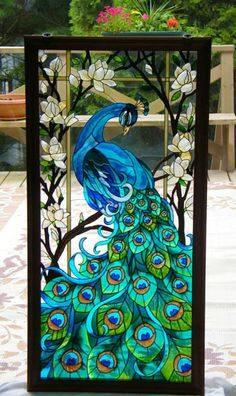 """""""The details are not the details, they make the design."""" – Charles Eames Masterpiece Art On Your Door Or Windows Glass, Can You Imagine How It Looks? #glasswork #glasspaintings #interiordesigns - by Four Walls Interiors, Coimbatore"""