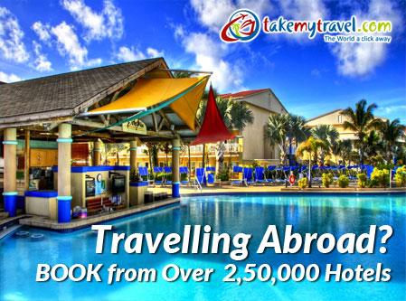 Hotel Bookings  https://www.takemytravel.com/Hotels/ - by Take My Travel.Com India Pvt Ltd, Ernakulam