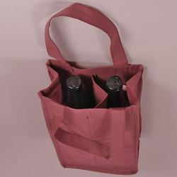 We hold expertise in offering a comprehensive range of Non-woven Wine Bags, which is manufactured using quality raw material. Owing to their reliability, durability, and ease in carrying, these bags are in high demand. Available in a wide r - by Krunal Bag House, Ahmedabad