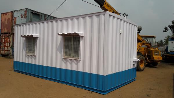 "Today, our consistent business approach as well as capability to deliver ""Portable Cabins"" in client's specific finish specifications have helped us to emerge as a leading company in our industry area.  - by CM Cabins 