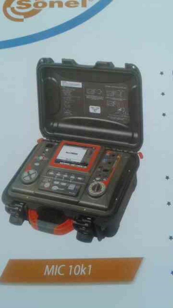 Insulation Resistance Menters Suppliers In Chennai   - by Sonal Instruments , Chennai