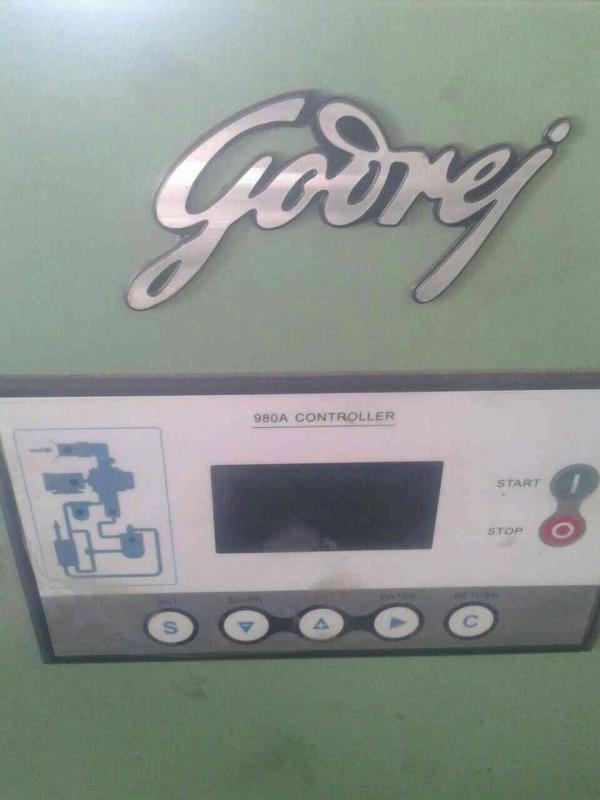 Godrej air compressor jaipur - by SkyPowerProducts, Jaipur