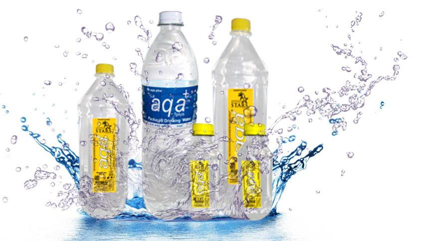 Aqua Plus  comes in elegant square bottles, just the prestigious bottle of water which is easy for you to serve and easy to carry around for guest.  Pack sizes available are 200Ml Packaged Drinking Water, 500Ml Packaged Drinking Water, 750M - by Aqua Plus Enterprise (India) Pvt. Ltd., Ahmedabad