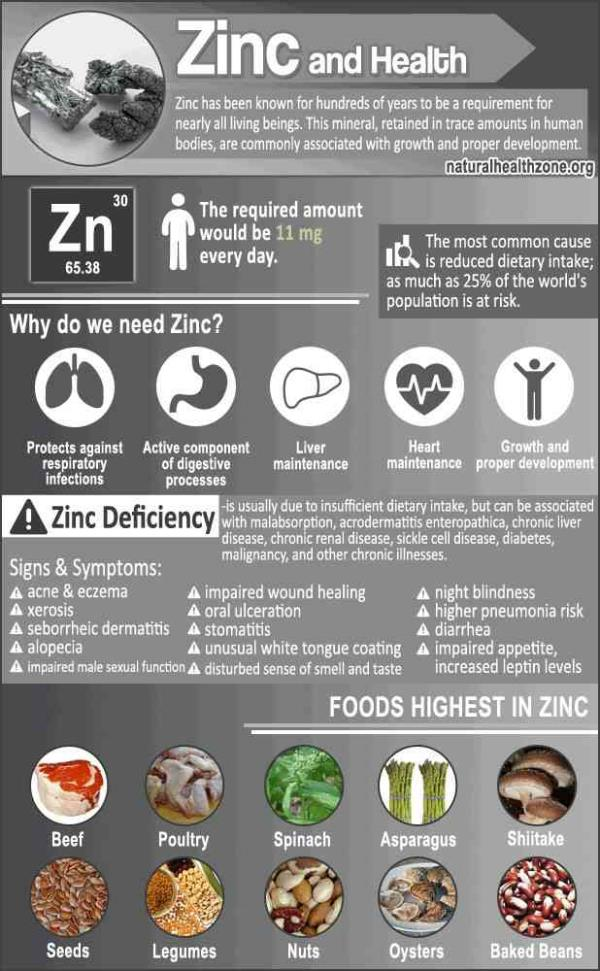 zinc is found in cells throughtout the body.it is needed for the body's defensive (immune) system to properly work.it plays a role in cell division cell growth would healing and the breakdown of carbohydrates..   zumba classes in geeta co - by Goodways Fitness @ 9971927915, Delhi