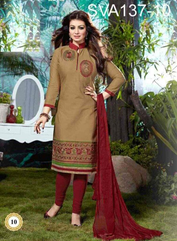 we are leding supplier of dress marerial. - by Somya Fashion, Ahmedabad