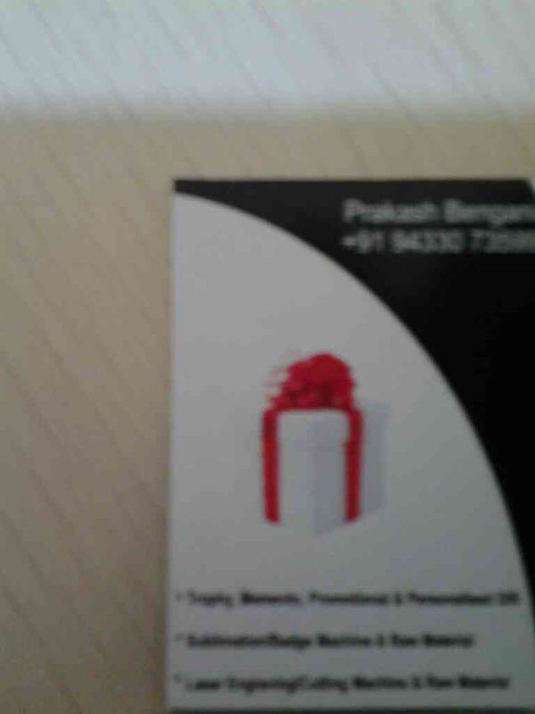 corporate gift supplier in kolkats - by Vision Media, 43/7, M.G. Road, 2nd floorKolkata