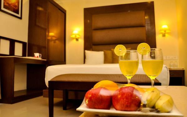 Hotels in Kanyakumari | 3 Star Budget Beach Hotel -The Gopinivas Grand Deluxe 3 star budget Hotels in Kanyakumari beach for comfort accommodation. Best luxury hotel rooms at affordable rental prices in The Gopinivas Grand - by The Gopinivas Grand, Kanyakumari