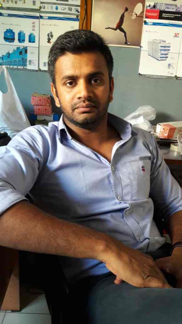Meet mr Sandeep Nair  owner of Rivera Marketing. - by Rivera Marketing, Ahmedabad
