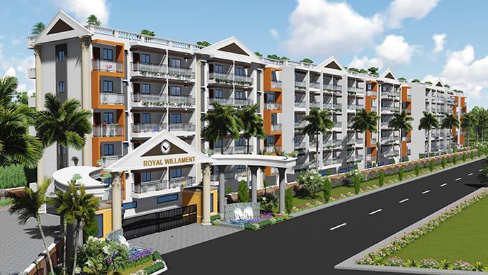 2bh apartment bannerghatta road - by Cementech Infrastructure Pvt Ltd, Bangalore