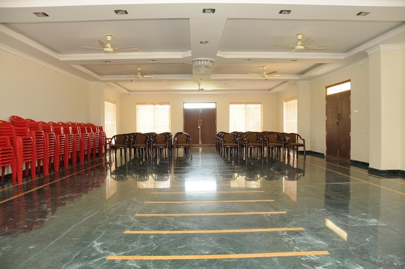 Multipurpose & Party Hall at Golden Mile Club House. - by GOLDEN MILE, kagganoor