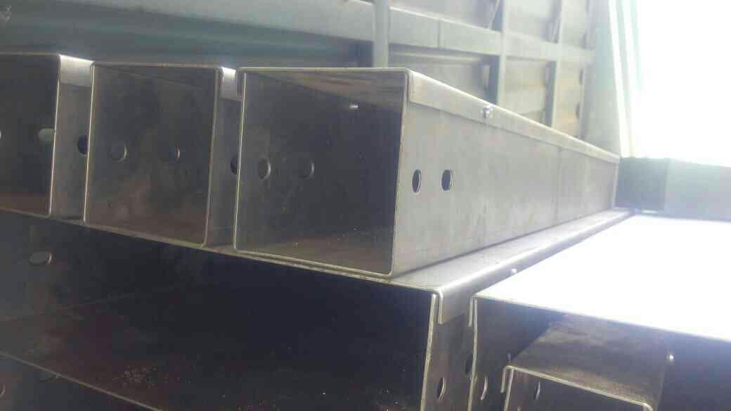 Perforated Cable Tray With Cover ManuFacturer in Pune - by S.S Industries, Pune