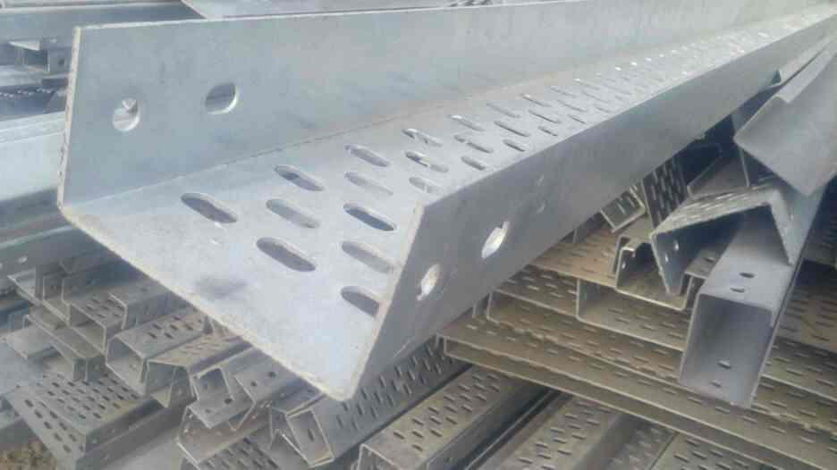 Hot Dip Galvanizing Cable Tray ManuFacturer in Pune - by S.S Industries, Pune