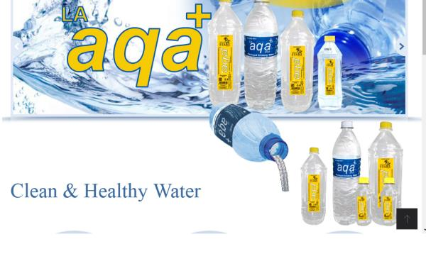 aqa+ is one of the most promising packed drink water brand in India.  With growing needs of Packaged Drinking Water and variety of required forms. La aqa+ is a dependable and competent partner for safe drinking water with a strong customer - by Aqua Plus Enterprise (India) Pvt. Ltd., Ahmedabad