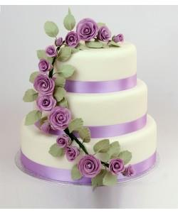 Wedding Cakes In Coimbatore  We are the best quality Wedding cake manufacturers in the Coimbatore, Kitchen and Equipments are European Standard Quality Products. - by The Donuts, Coimbatore