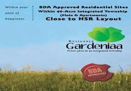 BDA Approved A katha plot in Reliaable gardeniaa sarjapur road   - by Property Plus Estates, Bangalore