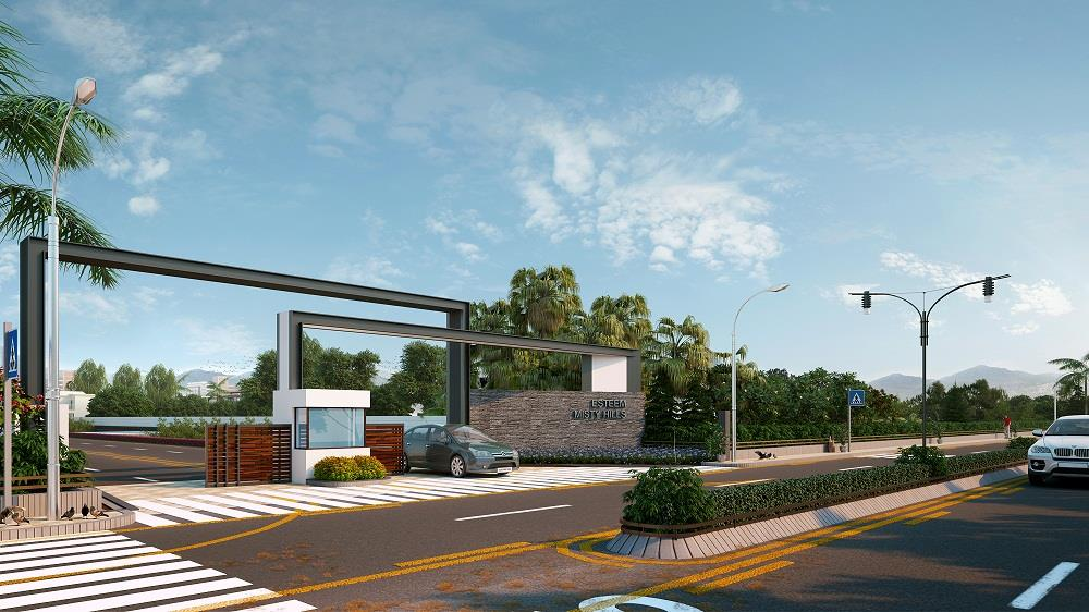 Best Plots For Villas for Sales In North Bangalore  Villas Plot Features  Amenities UG Electrical Cabling Tennis Courts Sewage Treatment Plant Entrance Plaza Cricket Pitch Basketball Court Senior Citizen Area Water and Sewage Lines Cobble S - by Hebron Properties, Bangalore Urban