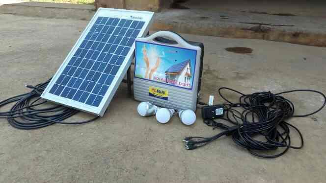 G SOLAR LED Mini Home Lighting Kit with Mobile charging facilities  - by G SOLAR, Hubli